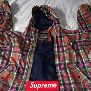 Supreme goretex jacket